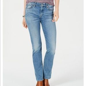 Lucky Brand Sweet 'n Straight ankle Jeans